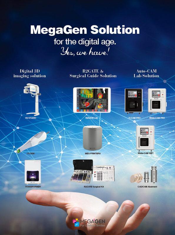 MegaGen Solution for the digital age.